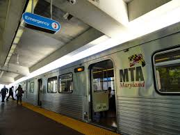 light rail baltimore md mta use metro subway or light rail during baltimore running