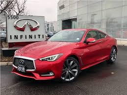 2018 infiniti qx60 crossover safety new 2018 infiniti q60 for sale mississauga on