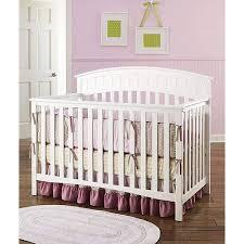Graco Charleston Classic Convertible Crib Classic White Graco Charleston 4 In 1 Convertible Classic Crib White