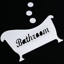 Bathroom Sign Language Amusing 50 Bathroom Sign Font Design Decoration Of Online Get