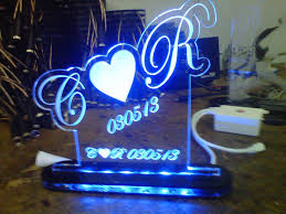 cara membuat kerajinan akrilik lu akrilik acrylic 14 14 cahaya14design
