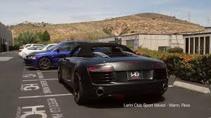 audi r8 v8 specs larini spec audi r8 v8 static exhaust