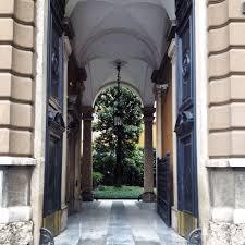 courtyards of milan a signorina in milan