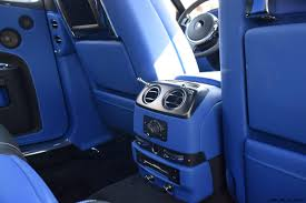 rolls royce dark blue 2017 rolls royce black badge ghost ii 22 photos inside and out