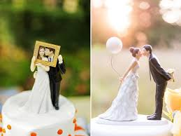 unique cake topper how to choose the wedding cake topper wedding cake