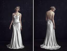 trending art deco wedding gowns u2014 paper moss