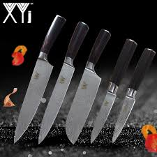 high carbon stainless steel kitchen knives xyj kitchen knives high carbon stainless steel 3 5 5 7 2 8 inch 5