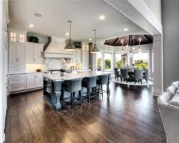 kitchen large island open kitchen white cabinets coastal decor