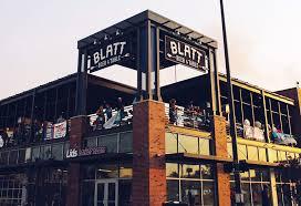 blatt beer and table menu blatt beer table north downtown