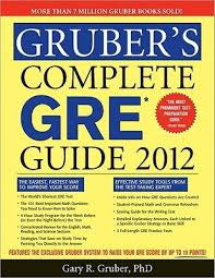 gruber u0027s complete gre guide buy gruber u0027s complete gre guide by