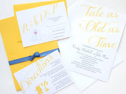 and the beast wedding invitations 15 enchanting and the beast wedding ideas this tale