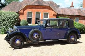 vintage rolls royce phantom creighton ward