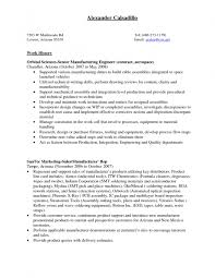 Assembly Line Resume Examples Of Resumes Best Resume For Your Job Search Livecareer