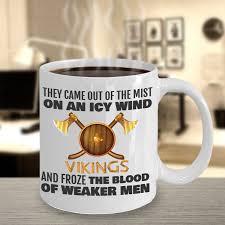 viking couple mug set
