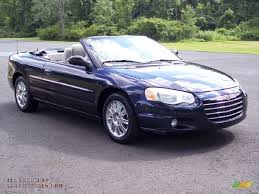 chrysler sebring 2 7 2010 auto images and specification
