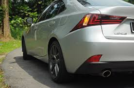 no longer playing catch up lexus is 200t f sport review u2013 drive