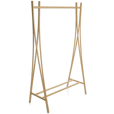tra coat stand in wood with italian design by zilio a u0026c