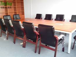 Reception Office Furniture by Table Long Table Desk Reception Desk Combination Of Modern Office