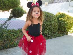 Minnie Mouse Halloween Costume Toddler Evil Minnie Mouse Costume
