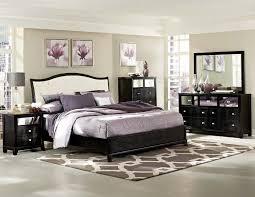 Black Bed Sets Homelegance Jacqueline Upholstered Bedroom Collection Faux