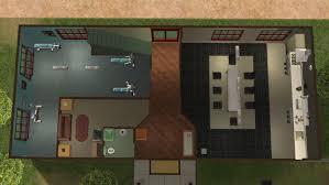 mod the sims barracks the grunts house makeover