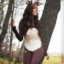 deer costume 32 diy costumes for adults costume yeti