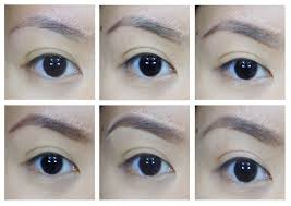 How To Color In Eyebrows How To Fill In Eyebrows Archives Kirei Makeup