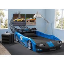 Kidkraft Racecar Bookcase Kidkraft Race Car Toddler Bed Free Shipping Today Overstock