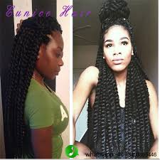 yaki pony hair for braiding 24 inches pictures of women havana twist crochet braids 24inches 12roots piece synthetic