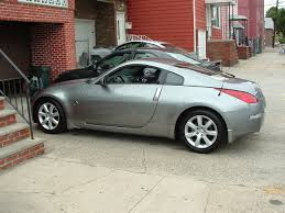 Nissan 350z Silver - 2005 nissan 350z coupe enthusiast nissan colors