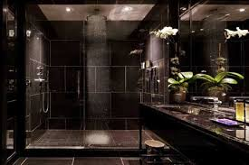 black bathroom ideas all black bathroom best 10 black bathrooms ideas on