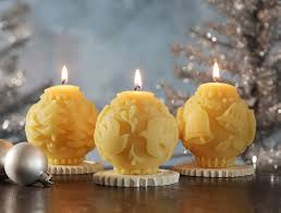 beeswax ornament candles eartheasy