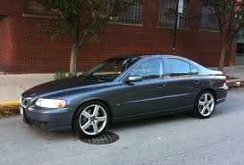 2006 s60r 6mt titanium grey nordkap 95k miles chicago under