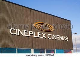 cineplex odeon kingston cineplex movie theatre canada stock photo 54323802 alamy