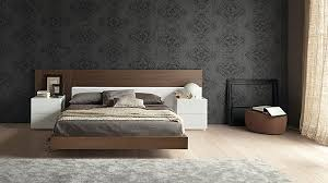 Floating Bed Frames General Compact And Simple Floating Bed Design For The
