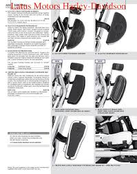 Harley Davidson 174 Seat Cover Part 1 Harley Davidson Parts And Accessories Catalog By Harley
