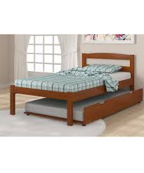 south shore sweet morningwin royal cherry wood white with storage