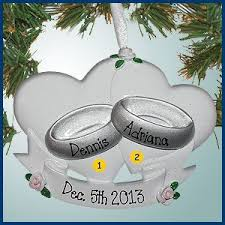 Personalized Ornaments Wedding Best 132 Personalized Ornaments Images On Pinterest Holidays And