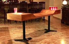 build a beer pong table diy beer pong table 4 a traditional beauty diy beer pong table