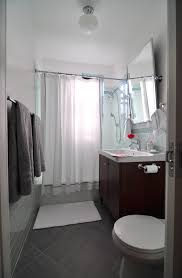 Contemporary Tile Bathroom Small Bathroom Floor Tile Bathroom Contemporary With Accent