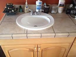Sinks For Small Bathrooms by How To Declutter Your Bathroom Sink U0026 Counter U0026 Make It A Daily