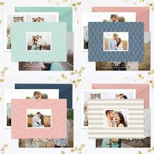 save the date photoshop templates for photographers photo card