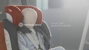 crash test siege auto groupe 2 3 babyauto crash test research center