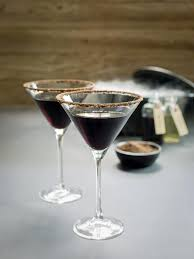 james bond martini glass zombie slime shooters halloween cocktail recipe hgtv