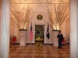 The White House Interior Christmas Decorating At The White House Todd Richesin Interiors Llc