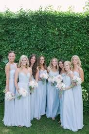 robin egg blue bridesmaid dresses rainy day wedding at el chorro bröllop