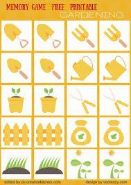 hobbies memory game free printables preschool baby