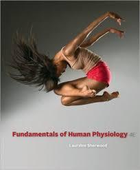Fundamentals Of Anatomy And Physiology 6th Edition Fundamentals Of Human Physiology Edition 4 By Lauralee Sherwood