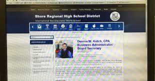 ex shore regional admin paid intern to do his job
