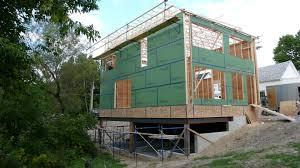 high efficiency home plans construction progress studio3architecture